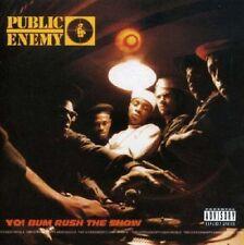 Public Enemy Yo! Bum The Rush CD NEW SEALED