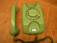 Telephone Telefon Wandtelefon Siemens grau S&H BASTLER SAMMLER