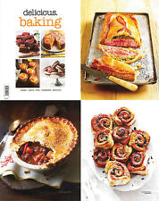 DELICIOUS BAKING BOOK (Lovely recipes with full colour images)