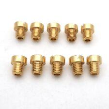 5mm M5 Hauptdüse 10 Stück für Dellorto Carb Größe 75 78 80 82 85 88 90 92 95 98