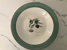 "Wedgwood Sarah's Garden Green Pasta Bowl 10.25"". Ship discount for multiples!"