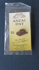 Anzac Day Badge Pin
