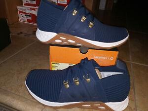NEW $120 Mens Merrell Range AC+ Shoes, size 12