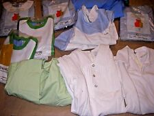 Lot of 10 Vintage   Nurse Waitress Uniform Costume Mixed Sizes
