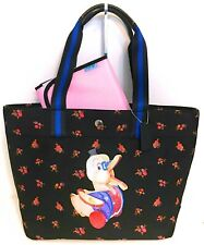 COACH Diaper Bag Doodle Duck Fisher Price Travel Tote Multipurpose Purse NWT