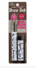 Lot of 3 Hard Candy Brow Ink #1104 MEDIUM DARK 24 hour Brow Stain  CARDED Sealed