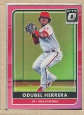 Odubel Herrera 80 2016 Donruss Optic Pink (Prizm)
