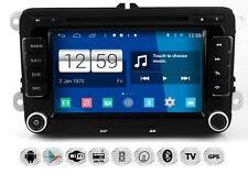 "7"" Android Autoradio GPS Navigation DVD SD Volkswagen Magotan Seat Skoda Golf5 6"