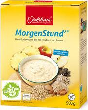 MorgenStund 500g in gewohnter P. Jentschura Qualität + Gratisproben + Rezepte
