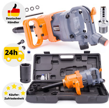 Impact Driver Pneumatic Truck 1 Inch Bus Tractor Screwdriver Sockets 4800 NM