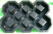 JUMBO 60x40x10cm  2 STUCK Formen für Pflaster, terrasen platen, betonform INT