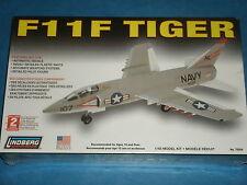 Lindberg Kit Modelo; F11F Kit Modelo Tigre (fácil de montar) 10+