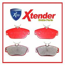 MD634 Front Replacement 4 Brake Disc Pad Semi Metallic For Volvo 940/960/S90/V90