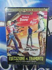 Esecuzione Al Tramonto (1956) - Western ** A&R Productions Dvd** .......NUOVO