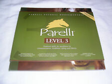 Parelli Pathways Level 3 NATURAL HORSE TRAINING (3 DVD) MSRP - $199 NEW & SEALED