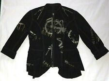 Animale Graffiti bicycle print jacket