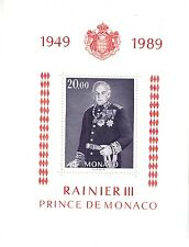 Monaco bloc feuillet N° 45  neufs **