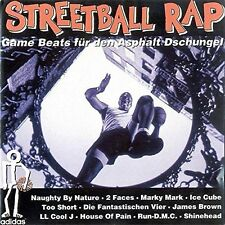 Streetball rap (1993) Naughty by Nature, Ice Cube, LL Cool J, run dmc, James Bro