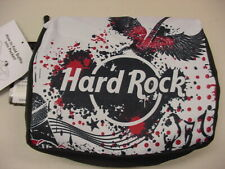HARD ROCK CAFE*PACKABLE GRAPHIC DUFFLE BAG *BRAND NEW