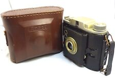 Ansco camera rangefinder flash clipper vintage (616 size film) medium format