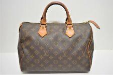 Louis Vuitton, Sac speedy 30 en toile monogram, vintage