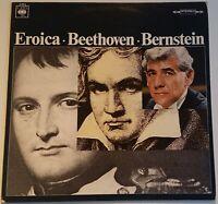 Beethoven Symphony Nr. 3 Eroica New Yorker Bernstein CBS Stereo S PR 9