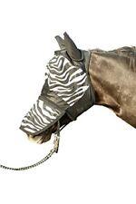 Mehrfarbige Pferde-Fliegenmasken & -hauben