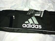 Adidas Clima proof Diamond King Bat storage Bag Black w/ pockets retail $55 New