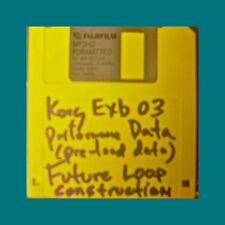 Korg EXb 03 Future Loop Construction  PRELOAD FLOPPY disc Performance Data disk