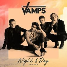 Night & Day (Day Edition) - The Vamps (Deluxe  Album with DVD) [CD]