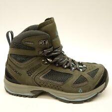 Vasque Womens Breeze III Gray GTX Athletic Hiking Trail Outdoor Mid Boots Sz 7