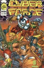 CYBER FORCE vol. 1 -  nº 01