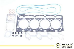 Upper Gasket Set With Composite Head Gasket For Kubota, 16292-03310, V1505.