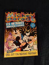 livre enfant mickey parade n 258 2001 editions hachette dysney