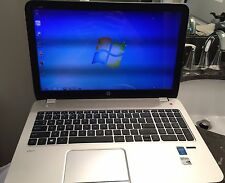 HP Envy 15 Inch 15t-j100 Laptop Non-touch I7 8GB 1TB Works But Has Bad Fan