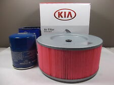 GENUINE KIA PREGIO CT2 2.7L DIESEL  ALL MODEL FILTER PACK(OILFILTER+AIRFILTER)