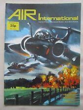 AIR INTERNATIONAL 11/1974 DOGFIGHT AERO ZLIN FOKKER G1 C-130H HERCULES YAK-15