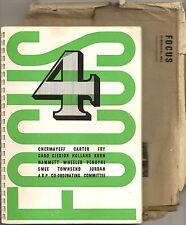 Focus 4, Scarce 1939 Architectural/Design Magazine Chermayeff Maxwell Fry Gabo
