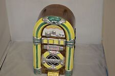THOMAS COLLECTOR'S EDITION CERAMIC RADIO COOKIE JAR REPLICA HOME DECOR
