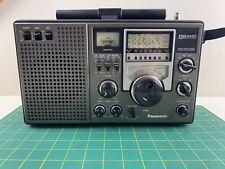 Vintage Panasonic 8 Band RF-2200 Short Wave AM/FM Radio Portable SW MW Analog DX