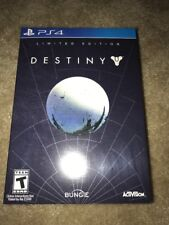 Brand New Sealed Destiny Limited Edition PS4 Playstation 4