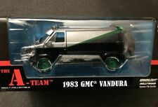 Greenlight Hollywood The A-Team 1983 Gmc Vandura 1/24 Diecast Van 84072 Chase