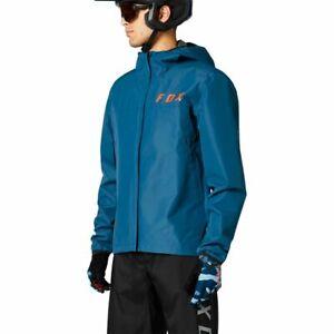 Fox Racing MTB 2021 Ranger 2.5L Water Jacket Blue Camo