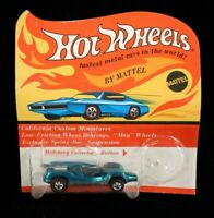 (MA2) 1970 Hot Wheels Redline Mantis w/ Collector's Button