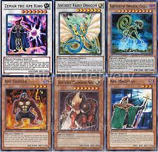 Devack Complete Deck - Cusillu - Ancient Fairy Dragon - 42 Cards - Yugioh