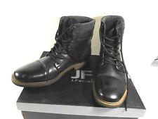 Davidson J.Ferrar Men's CT Lace-up Boots Black Size 10M New in Original Box