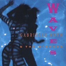 Gabrielle Roth, Gabrielle Roth & Mirrors - Waves [New CD]