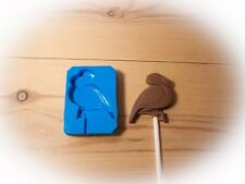 Flamingo silicone mould/mold/candy/lollipops/lollies/chocolate/