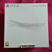 THE LAST GUARDIAN EDITION COLLECTOR SONY PS4 100% FR + LITHOGRAPHIES 29X21CM NEW
