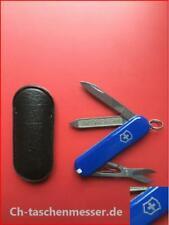 Victorinox Classic SD blau kleines schweizer Taschenmesser mit Schere 0.6223.2